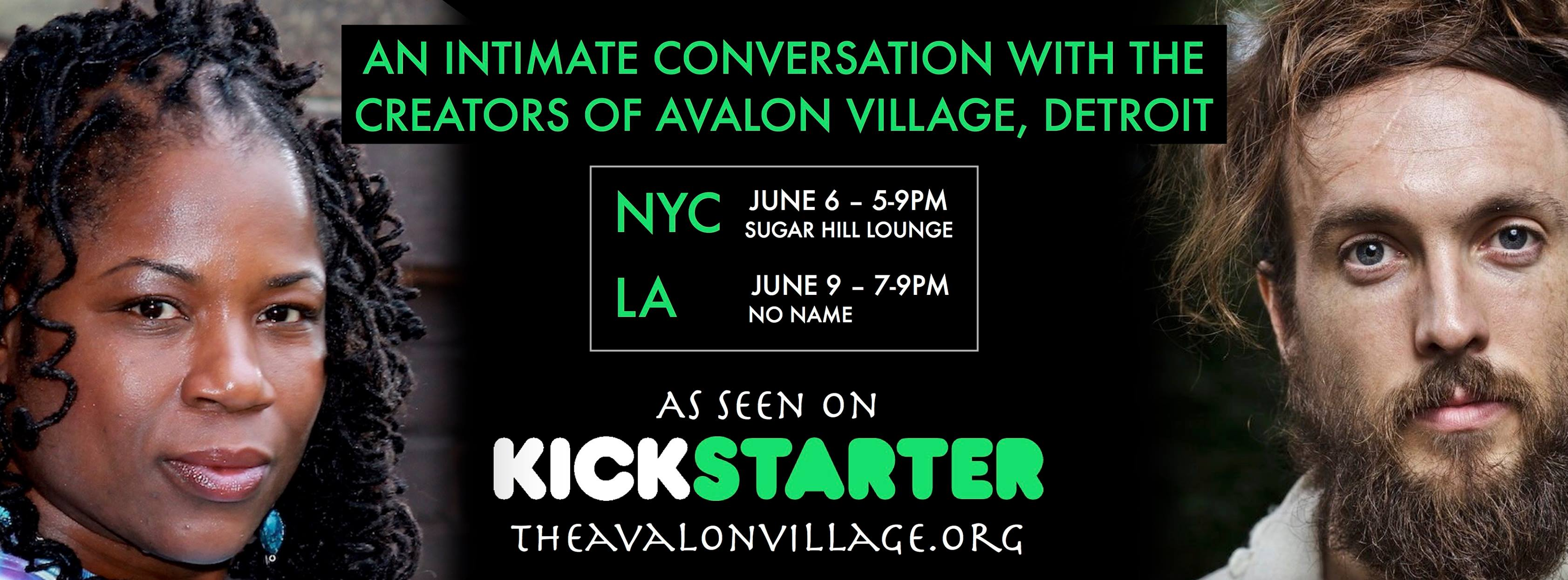 Avalon Village BK Event Banner